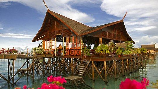 Kapalai dive resort off semporna town sabah whoa - Kapalai dive resort ...