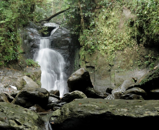Waterfall in Garden of Eden Valley