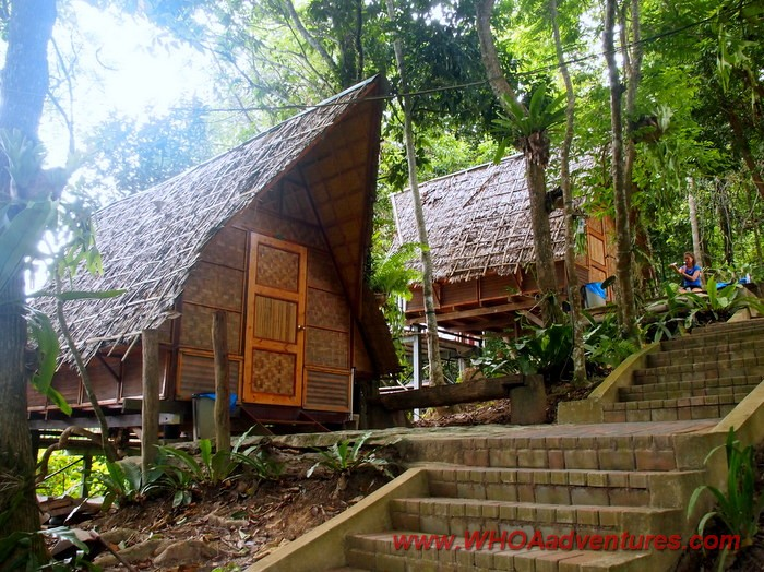 Belum Eco Resort 'A' shaped Chalet