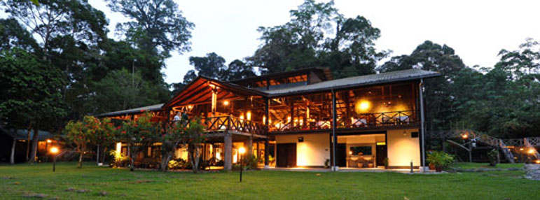 Borneo Rainforest Lodge, Danum Valley