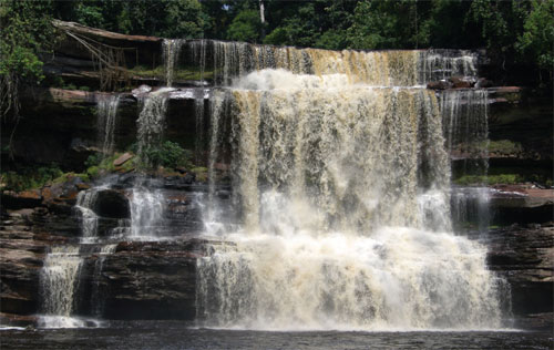Maliau Waterfall