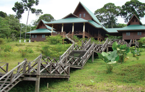 Maliau Basin Studies Center