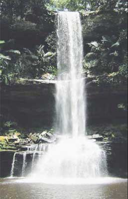 Takob Akob Waterfall