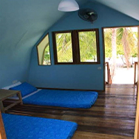 Twin share or Single at the Sulap Hut/Chalet