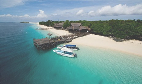 Reef Dive Resort, Mataking Island